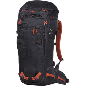 Bergans Helium Pro 40 Rugzak, solid charcoal/koi orange